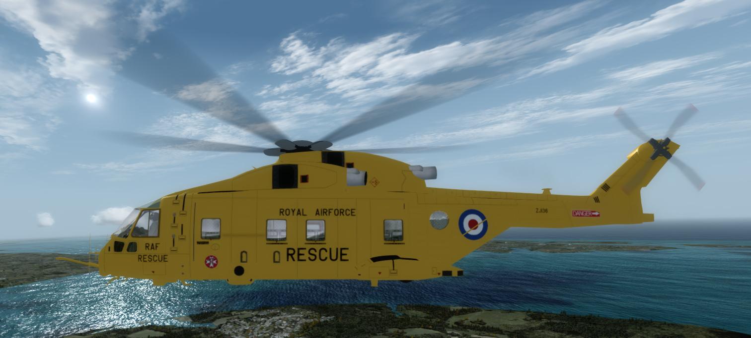 Merlin Rescue Twin Pack   Novawing24