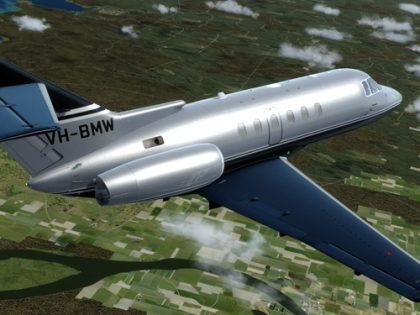 Luxury Biz-Jet!