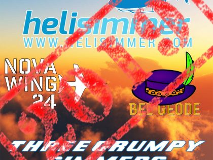 Three Grumpy Simmers Return for 2019!